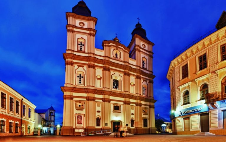 The Ivano-Frankivsk Region is proud of its cultural and historic inheritance