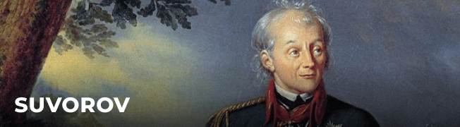 grate military leaders Suvorov and Kutozov had been in Kremenchuk